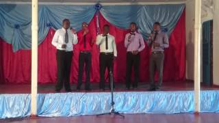 The Alliance singing Kalelo- Zambian gospel