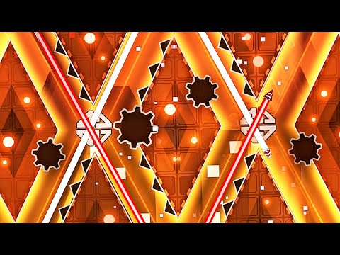 (Extreme Demon) ''Bye'' 100% By AlrexX | Geometry Dash [2.11]