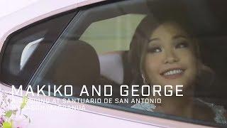 Makiko and George: A Wedding at Santuario de San Antonio