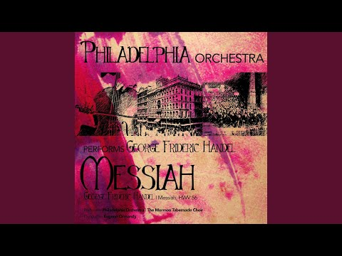 Messiah, HWV 56, Part I: And the Glory of the Lord
