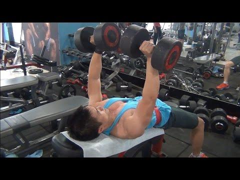GYMLORD | N3 | Cách Tập Ngực Trên, Ngực Trong Hiệu Quả
