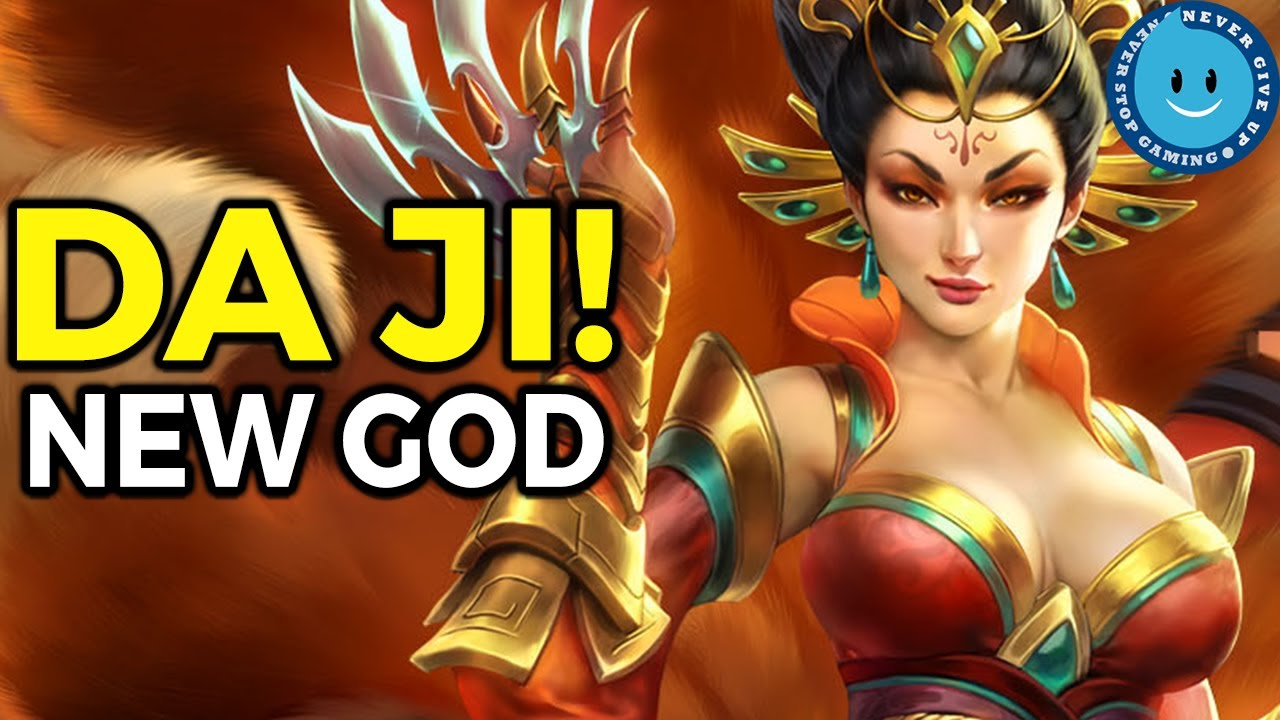 how to get new god in smite