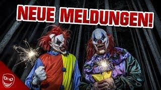 Neue Horror Clown Meldungen kündigen Rückkehr an! Muss man sich Sorgen machen?