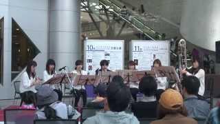 金沢クラリネットアンサンブル Kanazawa Clarinet Ensemble 2015年10月2...