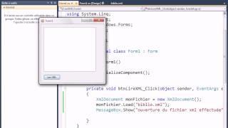 XML   Lire un fichier XML en C#   Rahmouni oussama