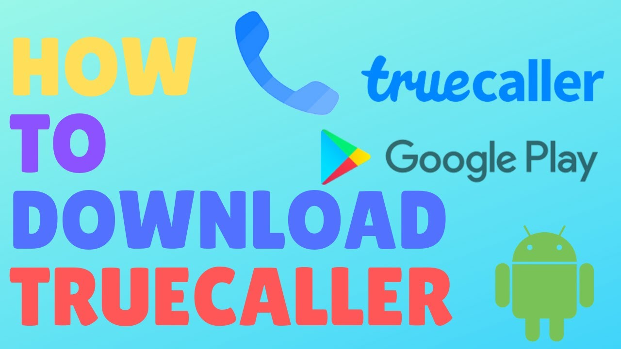 How To Download And Install Truecaller Caller ID Dialer On Android Device  Mobile Phone From Playsto