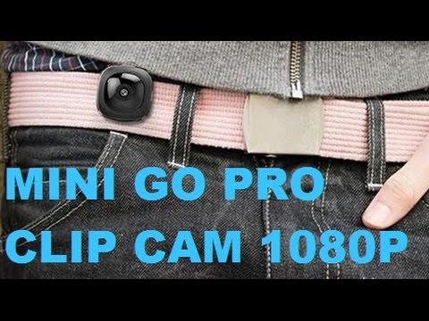 ANDOER G1 MateGo Mini SPY WIFI CAMERA 1080P !! MINI GO PRO !!