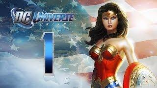 DC Universe Online: Walkthrough/Playthrough | Part 1 [Hero]