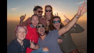 Season PREMIERE! Girl Crew Invades Delos! Sailing Vessel Delos Ep. 142