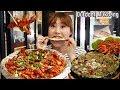 [광고] 까니짱 야외먹방|인천 정서진 중앙시장 동주네 막걸리 & 회포차에서 파전, 전어구이, 닭발 다양하게 먹어보았어요