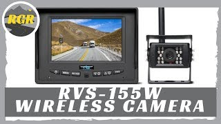 RVS-155W Wireless Back Up Camera System by Rear View Safety | Product Review