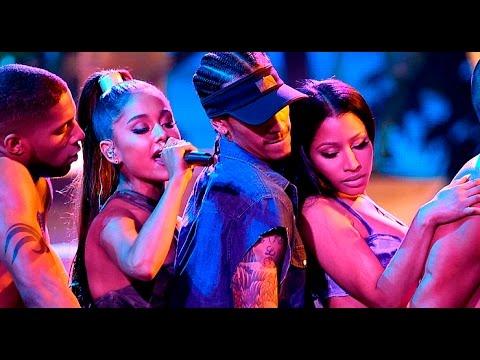 Ariana Grande Nicki Minaj   Side To Side Live at...