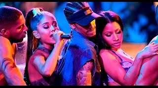 Ariana Grande Nicki Minaj   Side To Side Live at the AMA s 2016