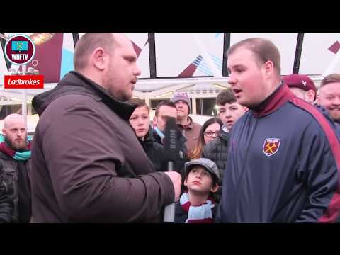 """West Ham 0-3 Burnley """"The Club I Love Is Dead!!!"""" (Dom)"""