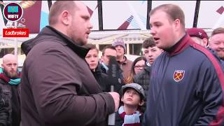 "West Ham 0-3 Burnley ""The Club I Love Is Dead!!!"" (Dom)"