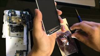 How to replace LG G3 LCD Glass Screen | Screen Replacement