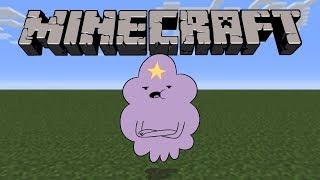 Minecraft Lumpy space princess