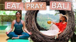VLOG: Eat. Pray. Bali | Deepica Mutyala