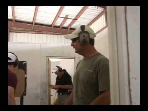 Shoot House at Blackwater USA