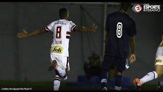 Melhores Momentos - Gols de PSTC 2x4 São Paulo - Copa do Brasil (01/03/2017) thumbnail