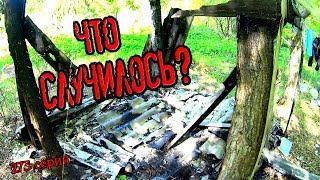 One day among homeless!/ Один день среди бомжей -  273 серия - Что случилось? (18+)