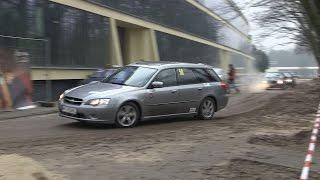 1 Królewski WINTER CUP 2015 | Tomasz Ryznar | Subaru Legacy [MotoRecords.pl]