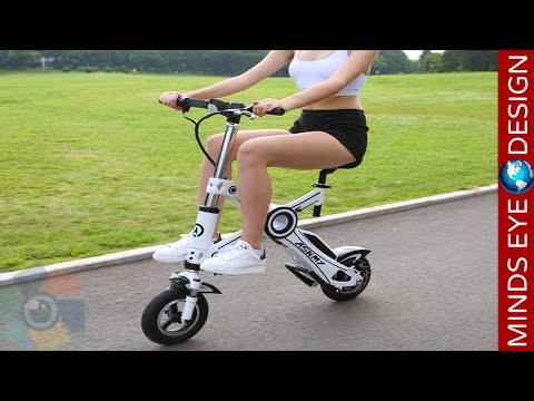 7 AWESOME PERSONAL TRANSPORTATION MACHINES - You Can Buy Today