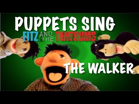 """S&HF: Puppets Sing To Fitz & The Tantrums """"The Walker"""""""