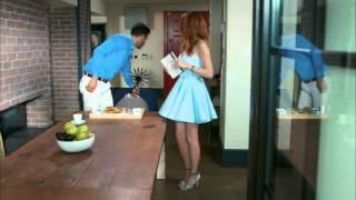 Kiralık Aşk - Defne'nin Mavi Mini Elbisesi