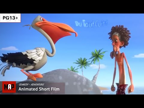 "CGI 3D Animated Short Film ""ITS A CINCH!"" Hilarious Animation by ESMA"