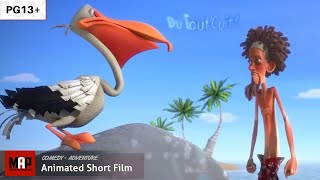 Funny CGI 3d Animated Short Film ** IT'S A CINCH! ** Adventure Animation Movie by ESMA Team [PG13]