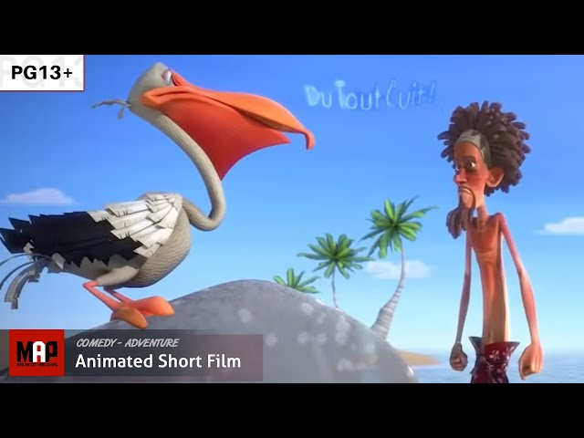 Its a Cinch! (HD) | A man stranded on a deserted island by ESMA