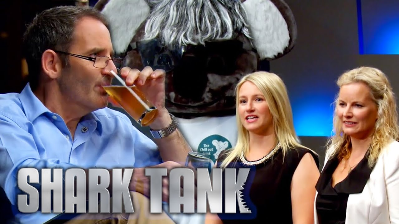 Sharks Confused By Relaxation Drink | Shark Tank AUS