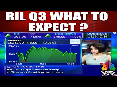 RIL Q3 Earning Estimate: What to Expect? | BUSINESS LUNCH | CNBC TV18
