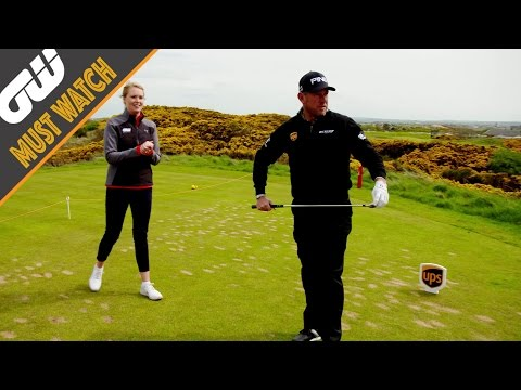 The Postage Stamp challenge with Lee Westwood