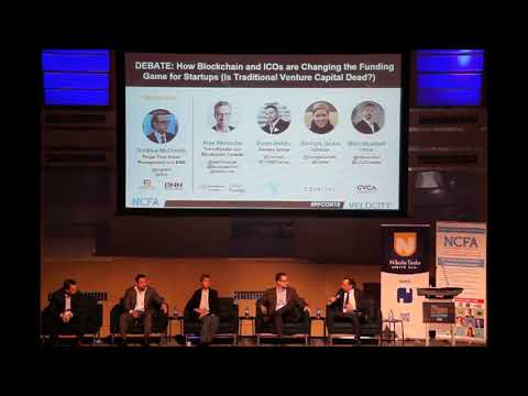 FFCON18 Debate:  How Blockchain and ICOs are changing the Venture Funding Landscape?