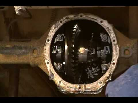 jeep cherokee rear wheel bearing replacement part  youtube