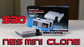 Nes mini clone with 500 games! for only $30
