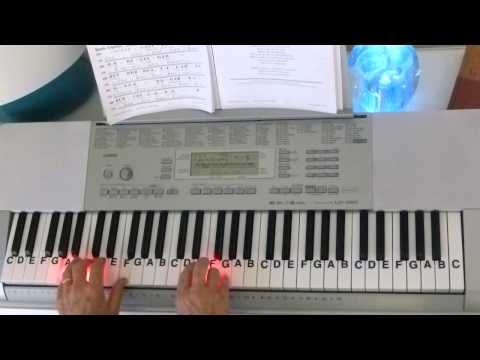 How To Play ~ You'll Never Walk Alone ~ Carousel ~ LetterNotePlayer ©
