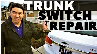 In this video I show you step-by-step how to repair the trunk switc...