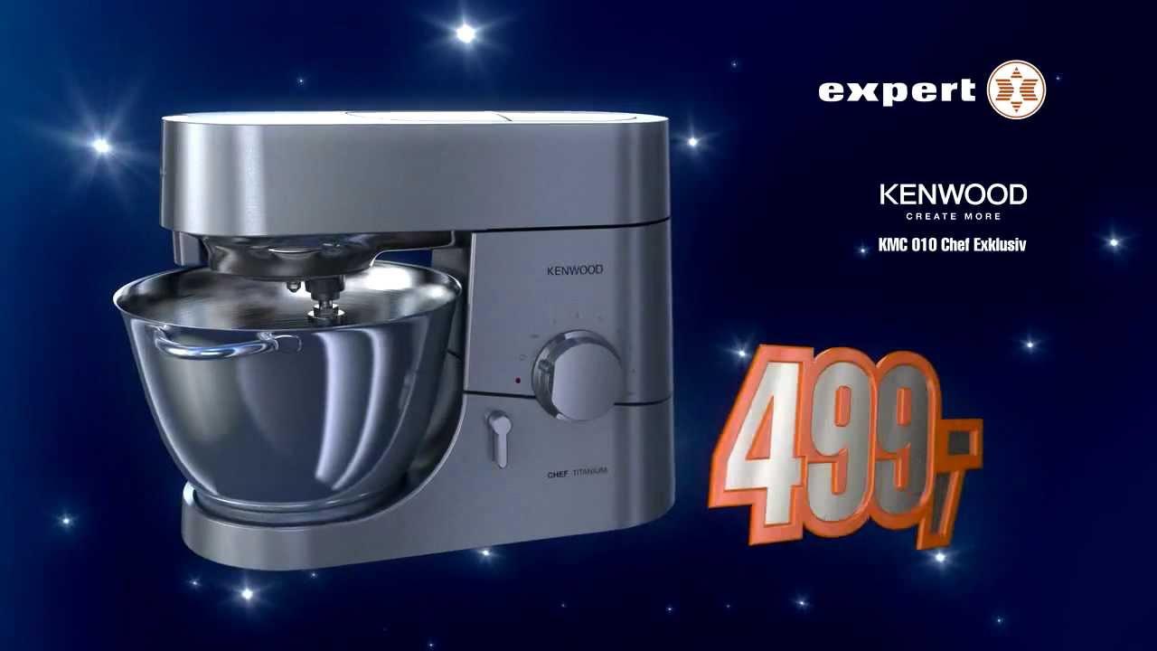 Besser Kann Man Nicht Weihnachten Mit Der Kenwood Kuchenmaschine Kmc 010 Chef Titanium