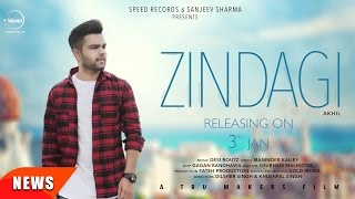 Download Hindi Video Songs - News | Zindagi | Akhil | Full Song Coming Soon | Speed Records