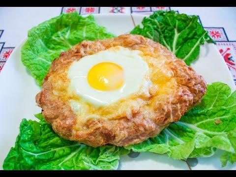 ШНИЦЕЛЬ из свинины с яйцом Как приготовить шницель ШНІЦЕЛЬ зі свинини з яйцем