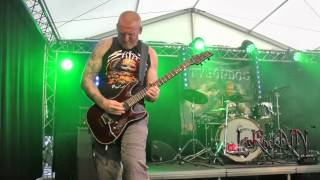 Tyson Dog, Taste The Hate @ Wildfire Festival, Scotland, July 2015