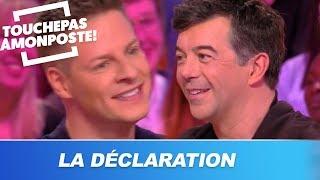 La déclaration de Matthieu Delormeau à Stéphane Plaza