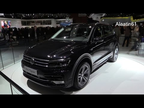 Volkswagen Tiguan 2016, 2017 All New Model Volkswagen Sport Coupe Concept