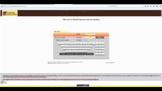 Syndicate Bank Online Access Setup