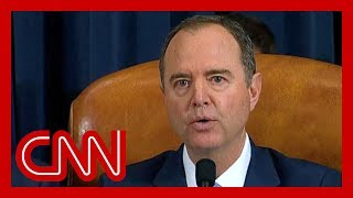 Adam Schiff delivers opening statement before Marie Yovanovitch's testimony