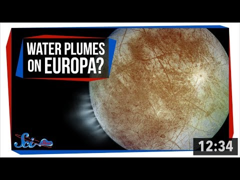 We Detected Water Plumes on Europa... 20 Years Ago
