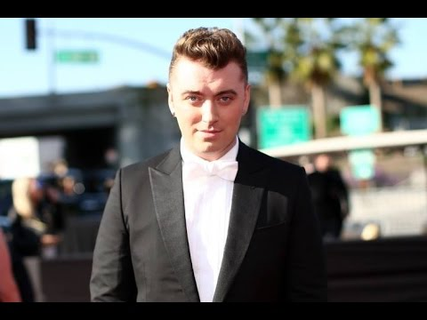 Sam Smith arrives at the 57th Annual GRAMMY Awards